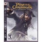 PS3: Pirates of The Caribbean