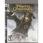 PS3: Pirates of the Caribbean: At World's End (Z1)