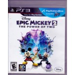 PS3: Epic Mickey. The Power of Two