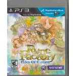 PS3: Rune Factory Tides of Destiny(Z1)