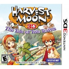 3DS: HARVEST MOON 3D THE TALE OF TWO TOWNS (R1)(EN)