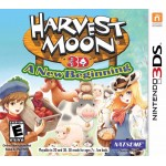 3DS: HARVEST MOON 3D: A NEW BEGINNING EN)