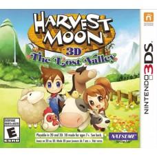 3DS: Harvest Moon 3D The Lost Valley (EN)