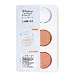 Laneige BB Cushion Pore Control SPF50+ PA+++ 2g (Set No.21 Beige, No.21C Cool Beige)