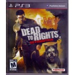 PS3: Dead to Rights Retribution