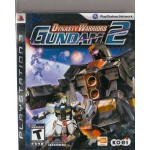 PS3: Dynasty Warriors Gundam 2 (Z1)