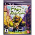 PS3: Majin and the Forsaken Kingdom