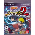 PS3: Naruto Shippuden: Ultimate Ninja Storm 2