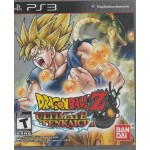 PS3: Dragon Ball Ultimate Tenkaichi