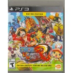 PS3: One Piece Unlimited World Red  Day One Edition