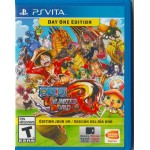 PSVITA: ONE PIECE Unlimited World Red Day 1 Edition