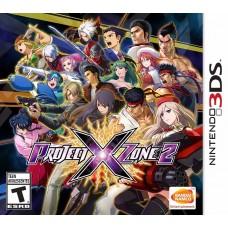 3DS: PROJECT X ZONE 2 (EN)