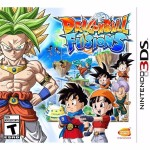 3DS: DRAGON BALL FUSIONS (R1)(EN)