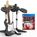 PS4: ROCK BAND 4 (BAND-IN-A-BOX BUNDLE)(R1)(EN)