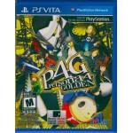 PSVITA: Persona 4 Golden  (Z1) EN