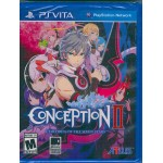PSVITA: Conception II Children of the Seven Stars (z1)