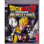 PS3: Dragon Ball Z Burst Limit