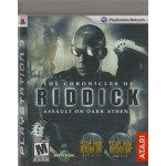 PS3: The Chronicles of Riddick Assault on Dark Athena (Z1)