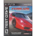 PS3: Test Drive Ferrari Racing Legends (Z1)