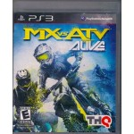 PS3: MX vs ATV Alive