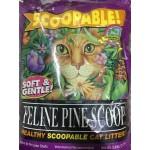 ทรายไม้สน Feline Pine Scoopable ทรายแมวชนิดเกล็ด ขนาด 3.8 ลิตร