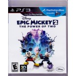 PS3: Epic Mickey 2 The Power of Two