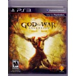 PS3: God of War Ascension