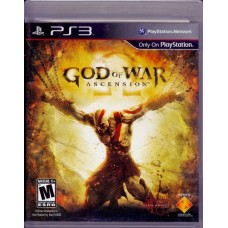 PS3: God of War Ascension