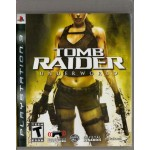 PS3: Tomb Raider Underworld