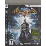 PS3: Batman Arkham Asylum  (Z1)