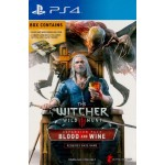 PS4: THE WITCHER 3 BLOOD AND WINE EXPANSION PACK (R3)(EN)