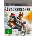 PS3: Back Breaker (Z2)