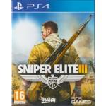 PS4: Sniper Elite 3 (Z2)