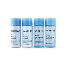 Laneige Moisture Power Essential Skin Refiner & Balancing Emulsion 15ml 4pcs