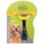 FURminator long hair Size L สำหรับหมาขนยาว