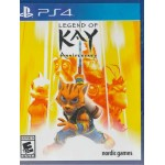 PS4: Legend of Kay Anniversary [Z1]