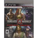 PS3: Deadliest Warrior Ancient Combat (Z1)