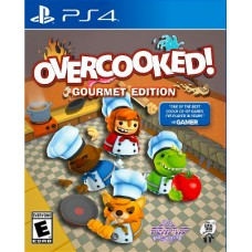 PS4: Overcooked! Gourmet Edition (ZALL)