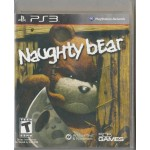 PS3: Naughty Bear