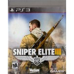 PS3: Sniper Elite III (ZALL)