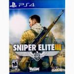 PS4: Sniper Elite III [Z-1]