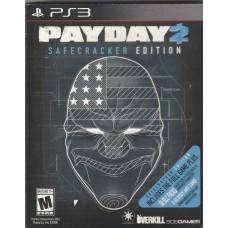 PS3: Payday 2: Safecracker Edition [ZALL]