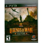 PS3: History Legends of War Patton