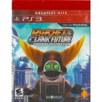 PS3: Ratchet and Clank Tools of Destruction (Z1)