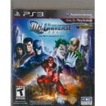 PS3: DC Universe Online (Z1)