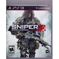 PS3: Sniper 2 Ghost Warrior
