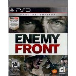PS3: Enemy Front Special Edition (ZALL)
