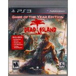 PS3:Dead Island Game of the Year Edition