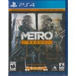 PS4: METRO REDUX (R1)(EN)