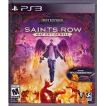 PS3: Saints Row Gat Out Of Hell (ZALL)